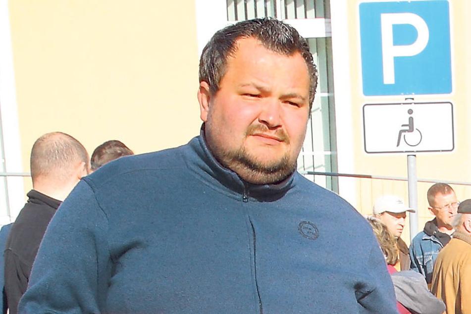 In Bautzen haben einige kein Problem mit Ex-NPD-Mann Marco Wruck (32).  Mehrere Politiker trafen sich schon mit ihm.