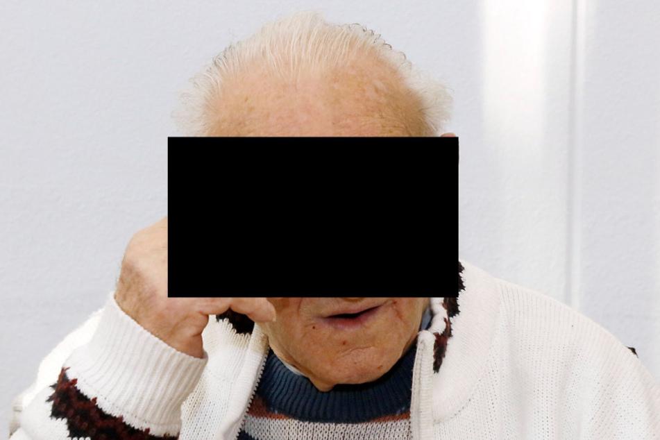 Karl O. (89) sitzt derzeit in der JVA Zwickau..