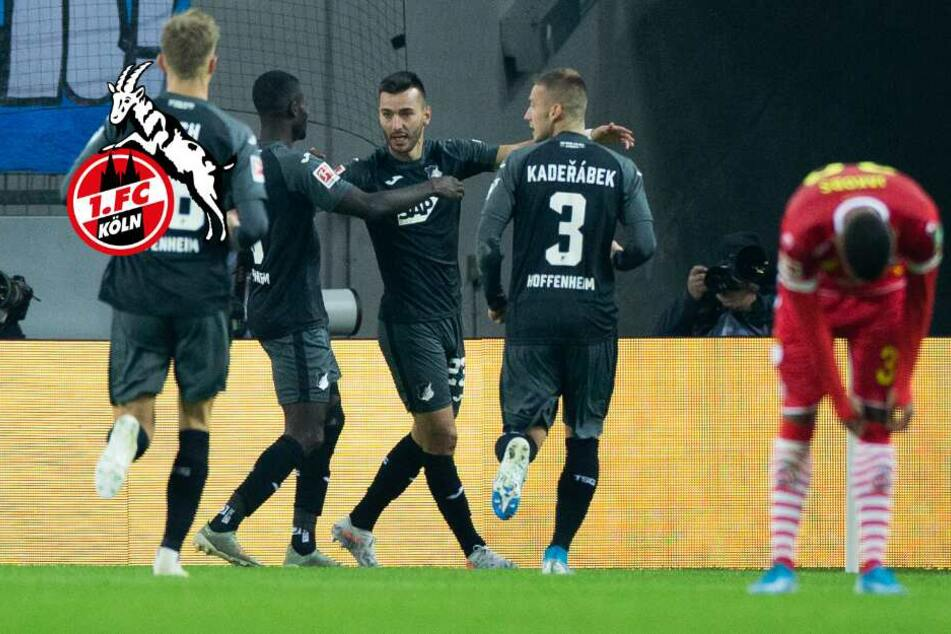 Elfer-Drama: Kölner Last-Minute-Pleite gegen Hoffenheim