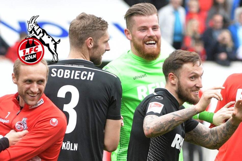 Spitzenreiter Köln peilt nächsten Dreier in Duisburg an