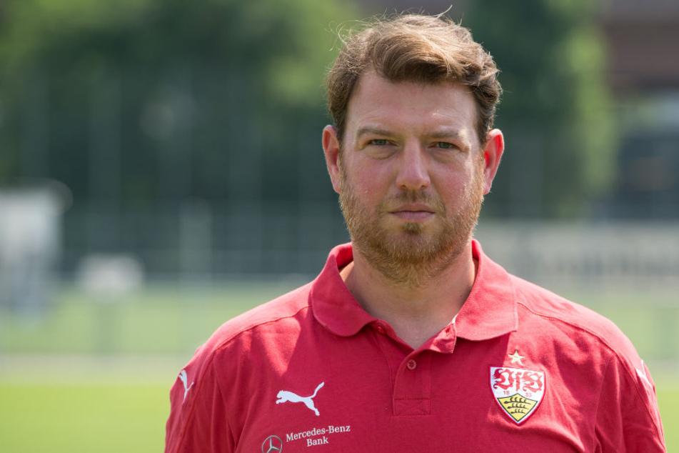 Verlässt den VfB. Philipp Lax.