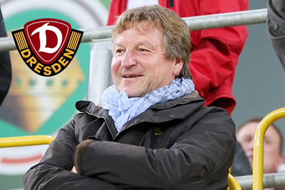 """SGD-Legende Dörner: """"Diese Spieler muss Dynamo halten"""""""