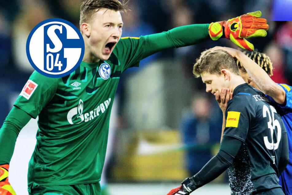 """Torwart-Beben auf Schalke! Wagner greift nach """"Nübel-Raus""""-Rufen durch"""