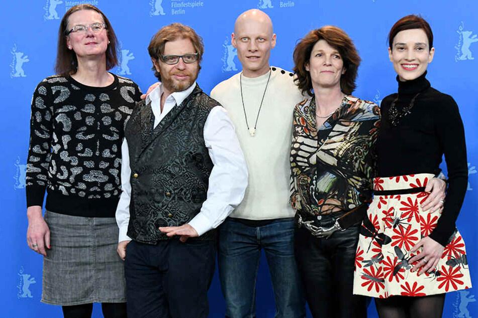 """Schauspieler aus dem umstritten Berlinale-Film """"Touch Me Not""""."""