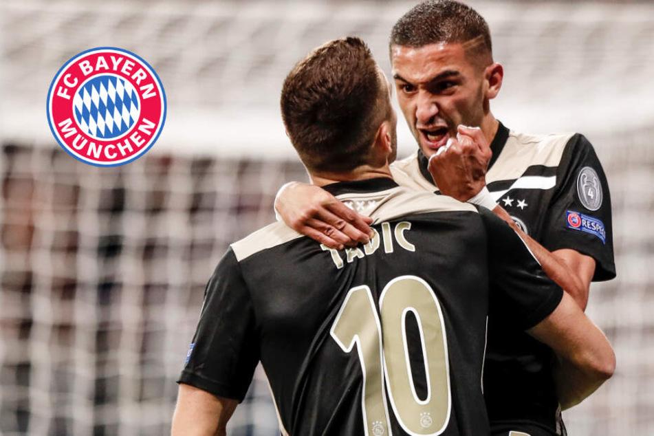 Robbery-Ersatz aus Amsterdam: Hakim Ziyech mit FC Bayern einig?