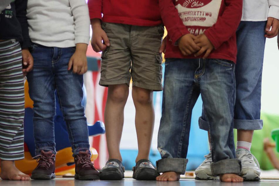 Rund 28 Prozent der Kinder zeigten zusätzlich zu den Sprachdefiziten intensiven Sprachförderbedarf. (Symbolbild)