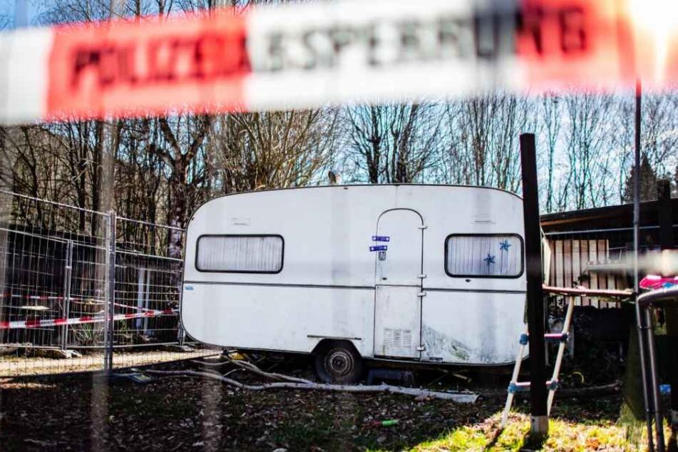 Auf einen Campingplatz in Lügde soll der Angeklagte Andreas V. mehrere Kinder missbraucht haben.