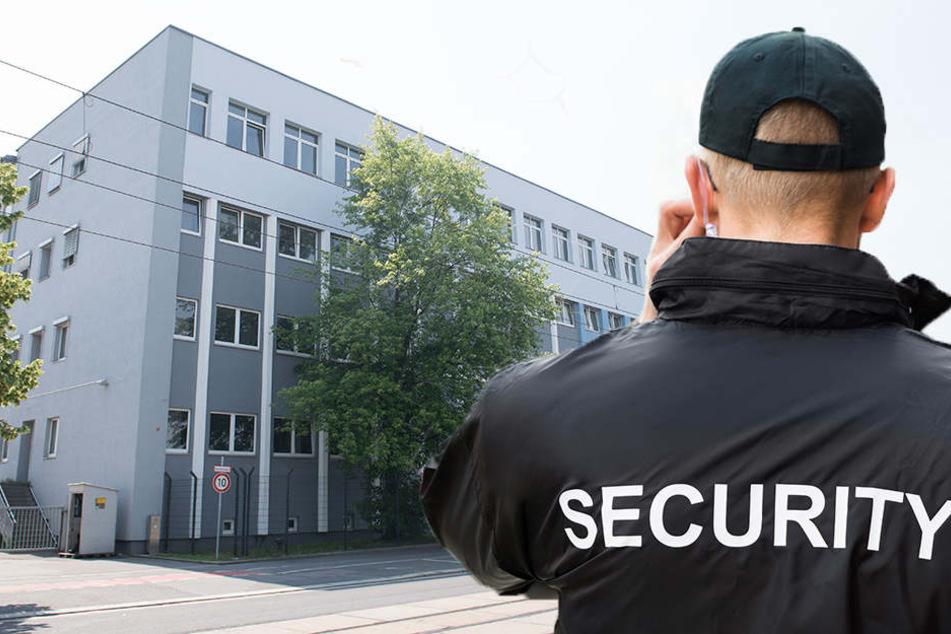 Auf der Hamburger: Streit zwischen Flüchtlingen und Security-Mitarbeitern eskaliert