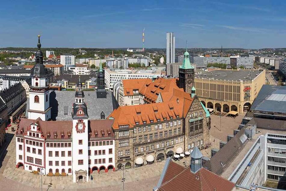 Im Chemnitzer Rathaus gibt es einen neuen Pressesprecher.
