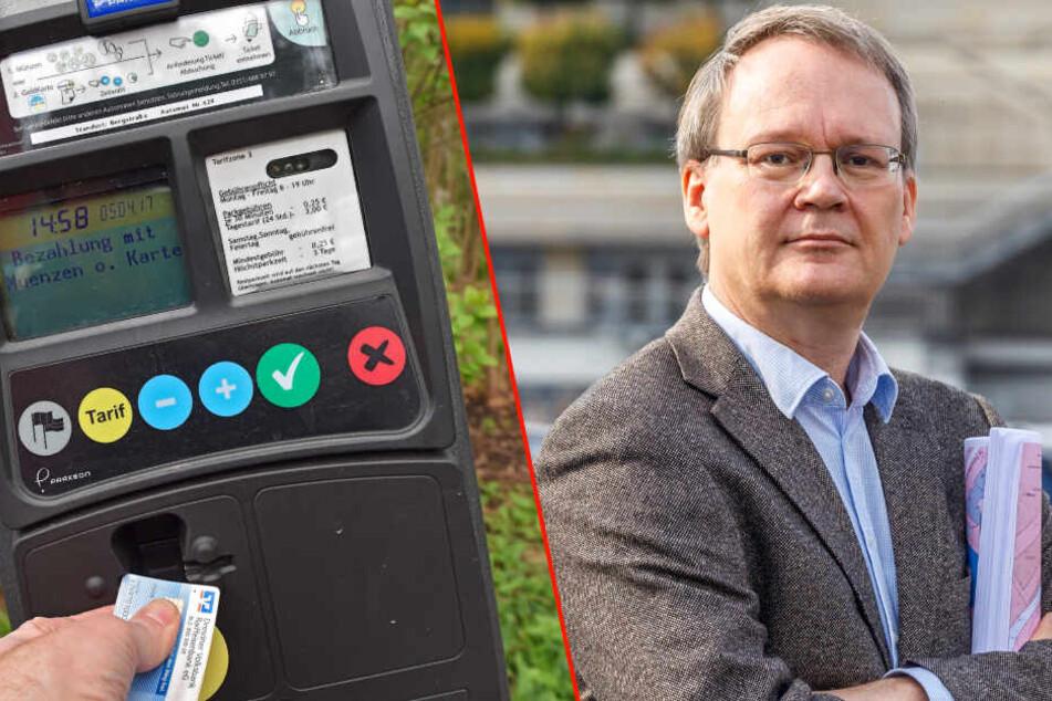 """""""Wucher!"""" Widerstand gegen den geplanten Parkpreis-Hammer in Dresden"""