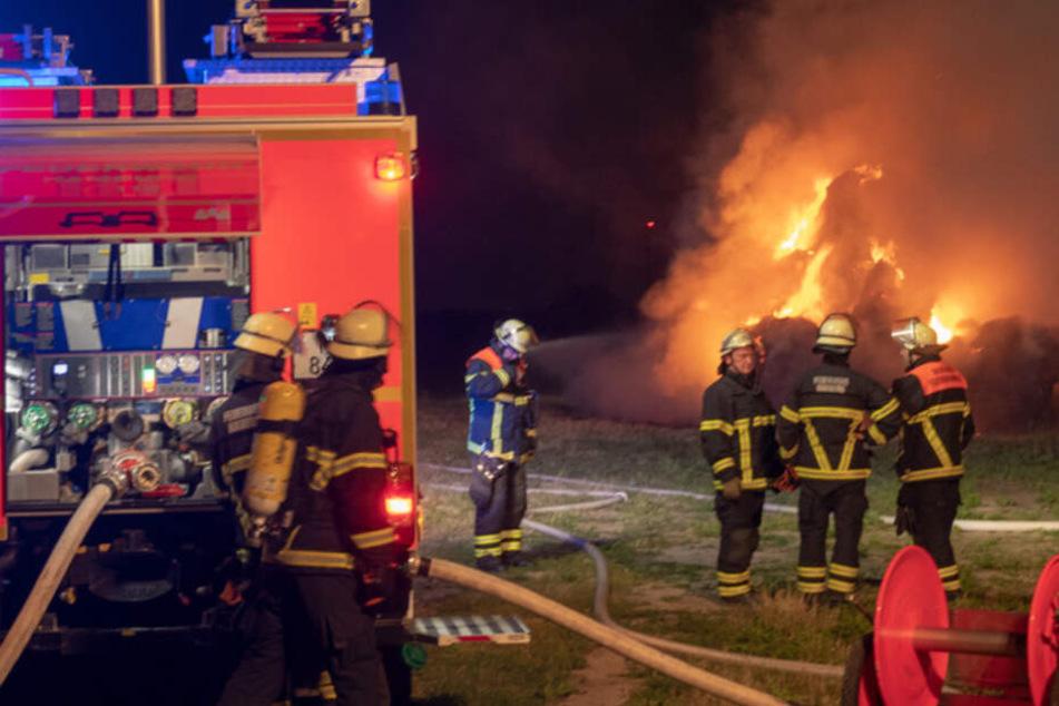 Feuer in Hamburg: Einsatzkräfte kämpfen 13 Stunden gegen Flammen!