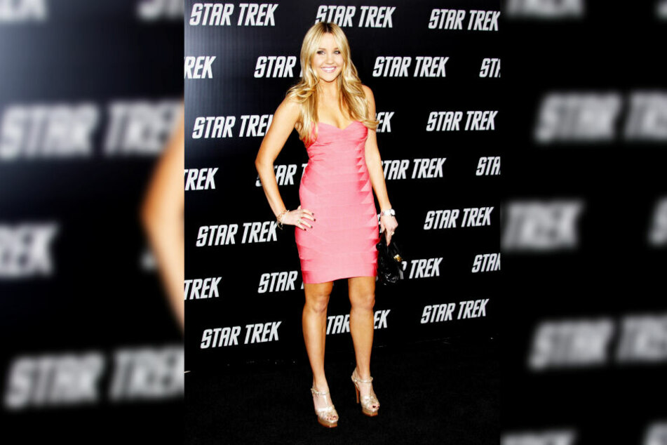 "Amanda Bynes im April 2009 bei der ""Star Trek""-Premiere."