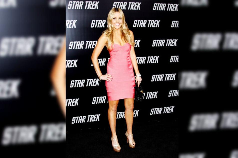 """Amanda Bynes im April 2009 bei der """"Star Trek""""-Premiere."""
