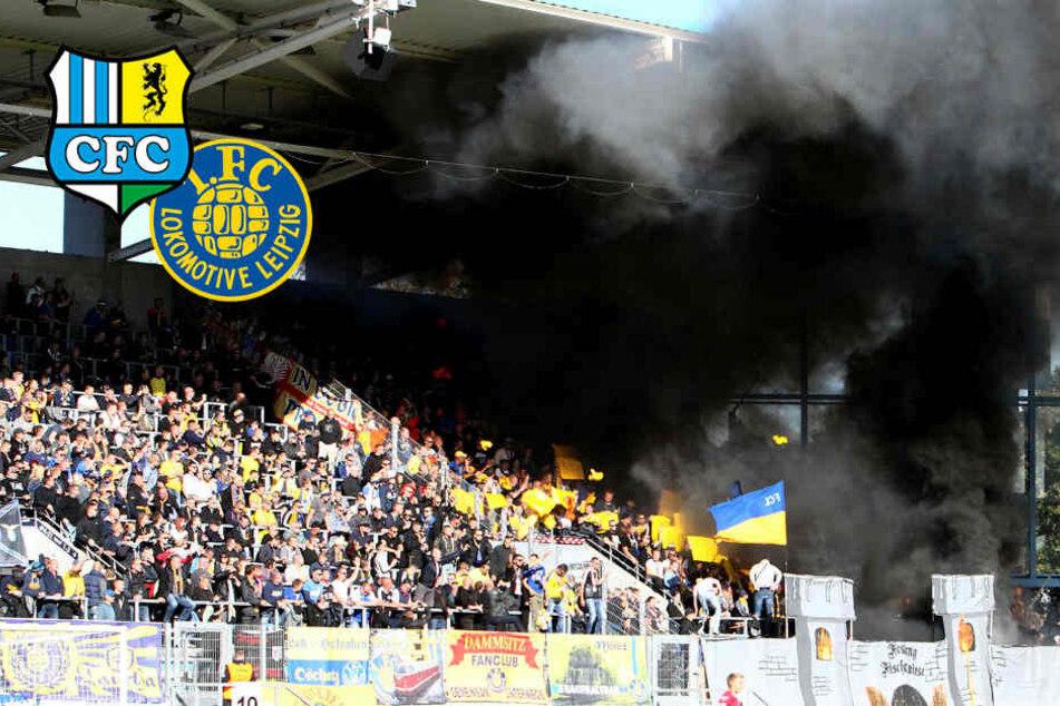 Nach Pleite beim CFC: Neue Details zur Randale durch Lok-Fans