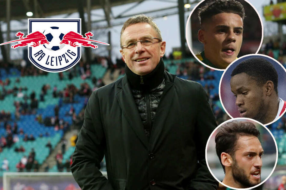 Haidara und Adams schon da: Mit wem verstärkt sich RB Leipzig noch im Winter?