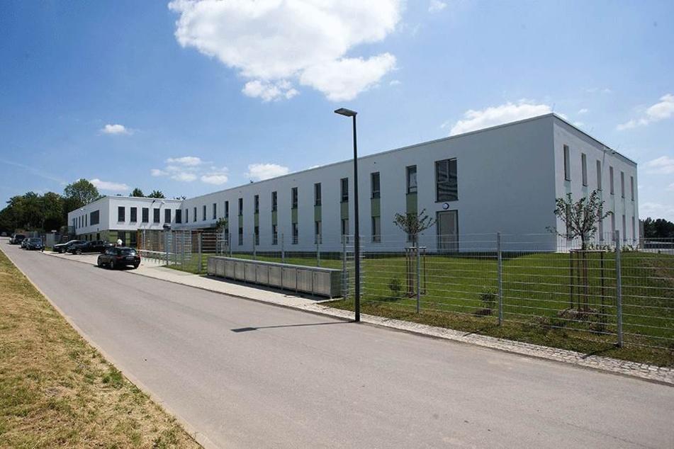 Der Freistaat baute an der JVA Chemnitz für 9,1 Millionen Euro einen neuen Offenen Vollzug.
