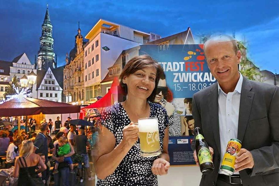 Diese Superstars kommen zum Zwickauer Stadtfest