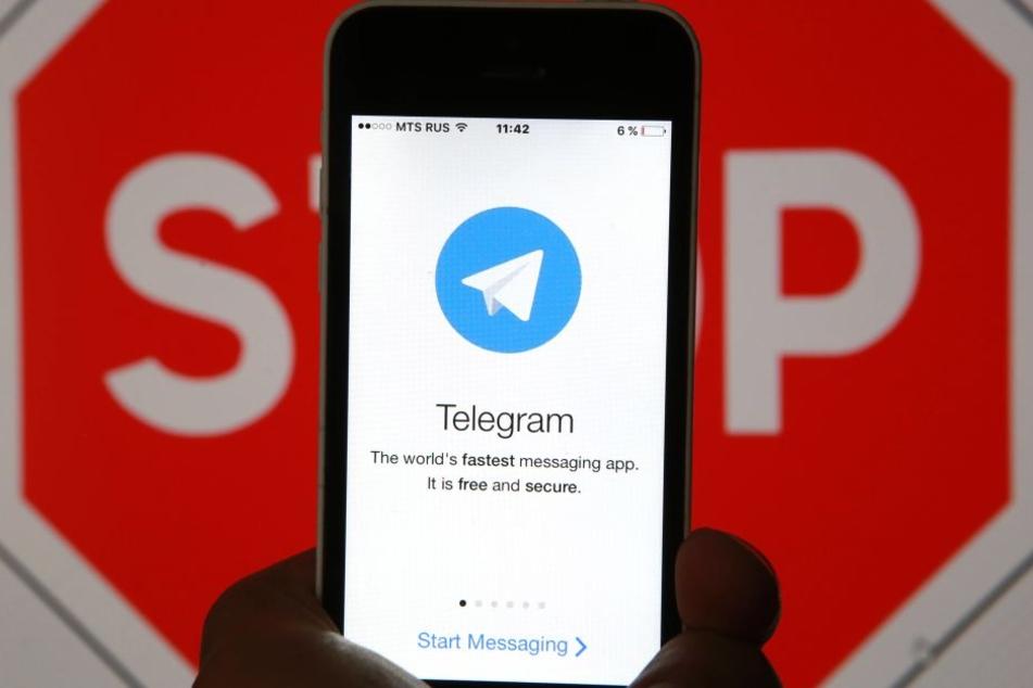 Messenger-App Telegram aus Apple-Store geschmissen