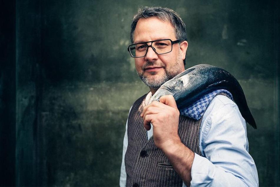 2016 wurde Stefan Hermann (48) vom Restaurantführer Gault&Millau mit dem Titel Gastronom des Jahres ausgezeichnet.
