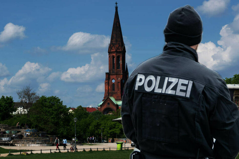 Kurioses Kreuzberg: Flüchtiger Drogen-Typ schleudert gezocktes Fahrrad auf Polizisten