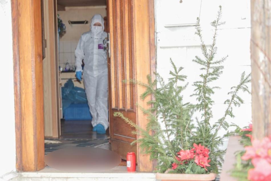 Frau (76) liegt tot im Haus: War es ein Raubmord?