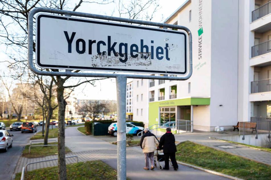 Im Yorckgebiet leben mehrheitlich Rentner.