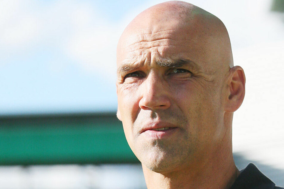 Thomas Letsch muss nach nur drei Pflichtspielen mit dem FC Erzgebirge seinen Posten räumen.