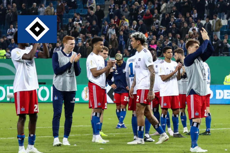 HSV geht mit breiter Brust aus Pokal-Niederlage heraus