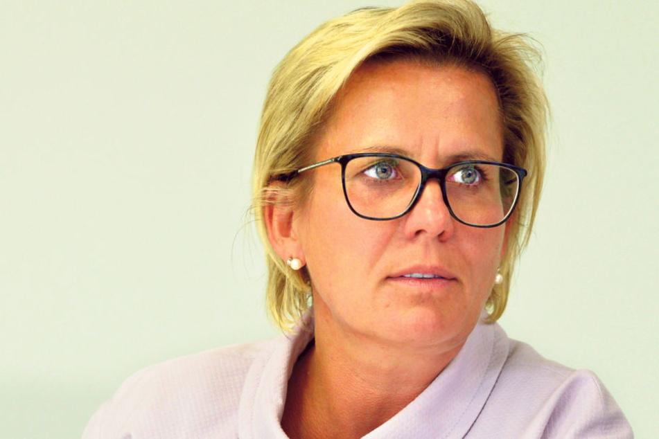 Sachsen ist eines von acht Bundesländern, die Urlaubszuschüsse für Familien  gewähren, so Ministerin Barbara Klepsch (51, CDU).