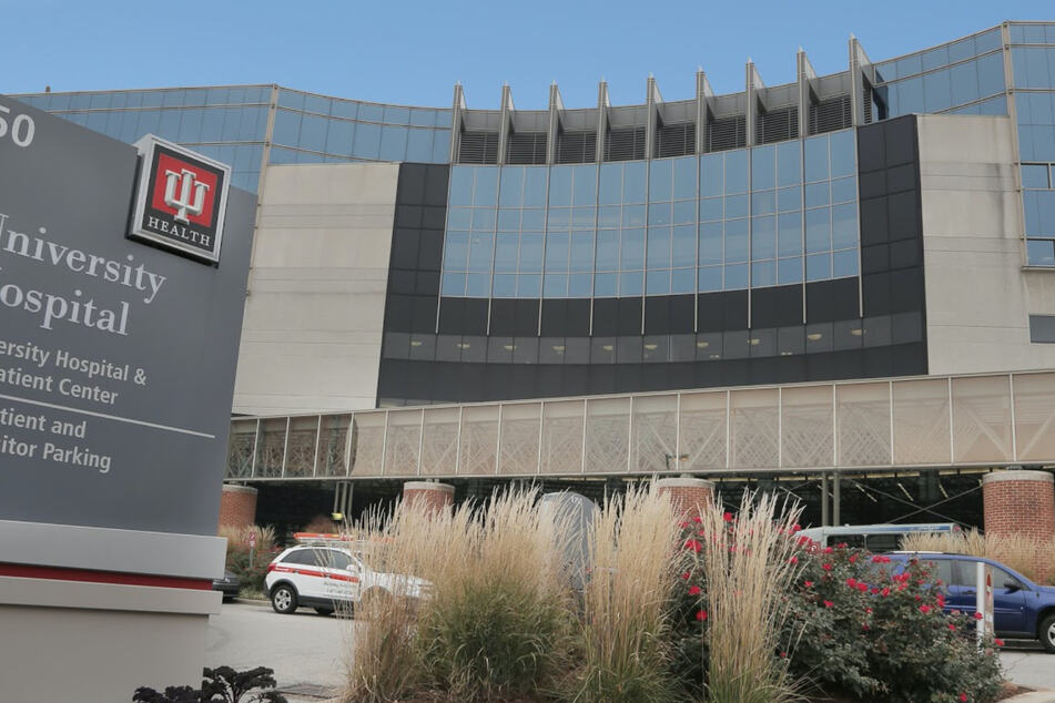 A spokesperson for the Indiana University Health System said they would investigate the case.