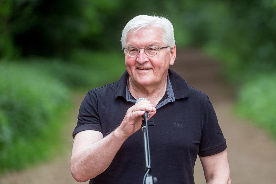 Frank-Walter Steinmeier (65) hat stärkere Anstrengungen der reichen Länder für die weltweite Impfkampagne angemahnt.