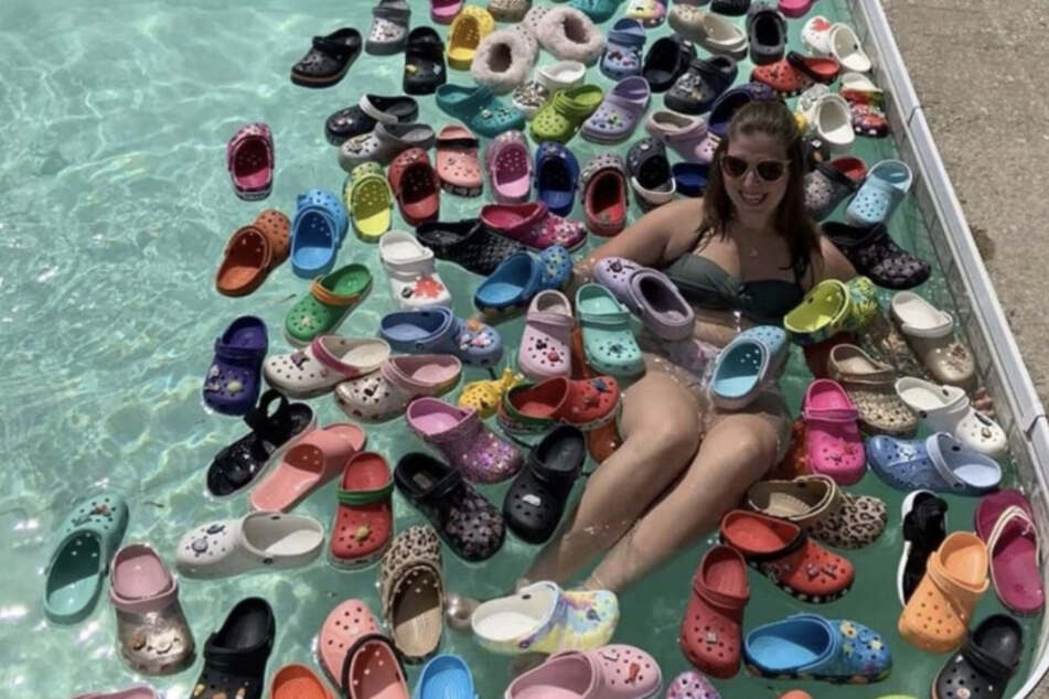 Crocs have come a long way since the company first launched the shoes in 2002.