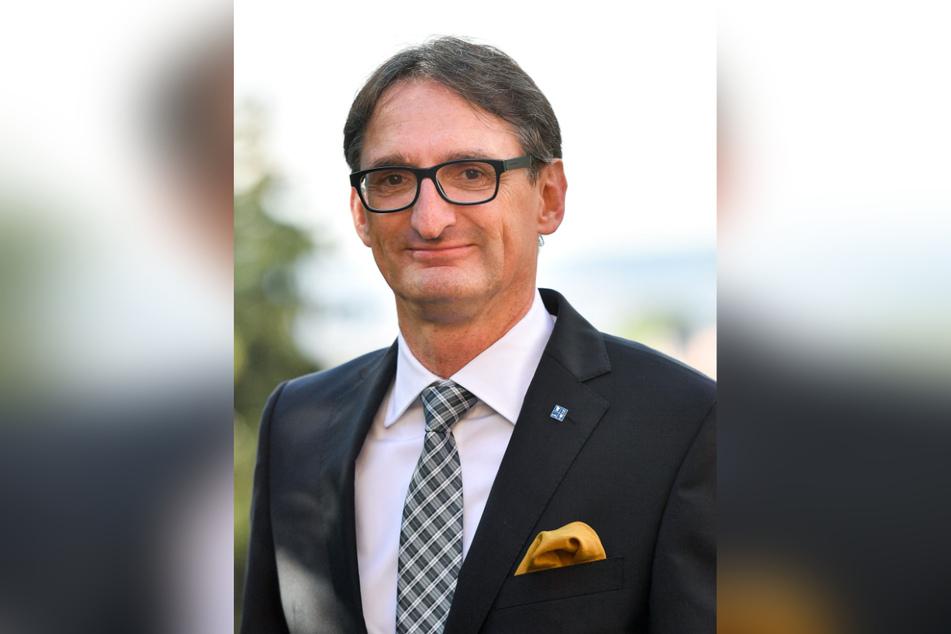Hofft für die Gastro-Branche auf einen Umsatzschub durch Public Viewing: Axel Hüpkes, Präsident des Hotel- und Gaststättenverbandes DEHOGA Sachsen.