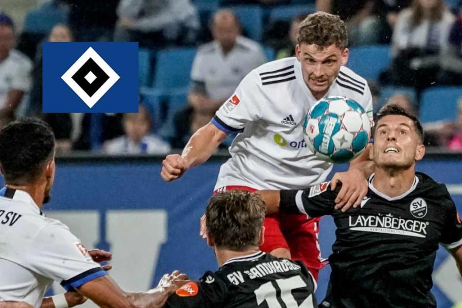 """HSV-Siegtorschütze Moritz Heyer: """"So laut habe ich das Stadion noch nie gehört"""""""