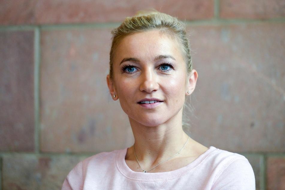 Aljona Savchenko (36) hat für ihre kleine Tochter einen eigenen Instagram-Kanal angelegt.
