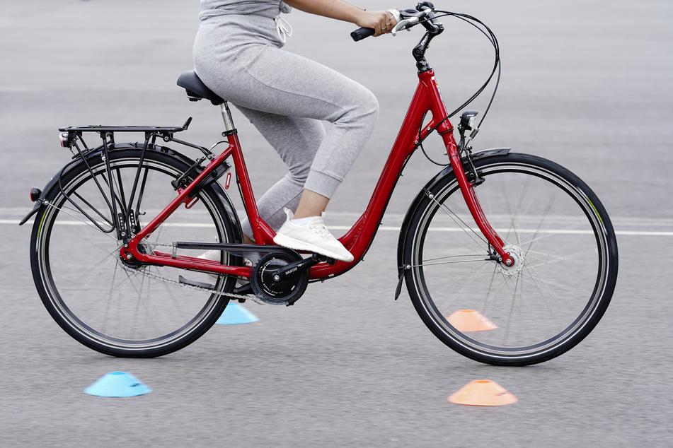 Radfahren gebe den Teilnehmern Freiheit, denn das Fortbewegungsmittel schafft Flexibilität.