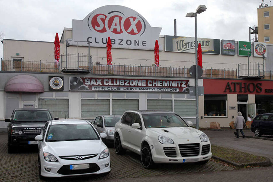 Die Chemnitzer Disco Sax hat seit Jahresende geschlossen. Zukunft offen.