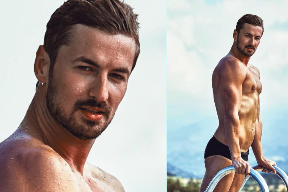 Objekt der Begierde: Gay-Bachelor Nicolas Puschmann (28).