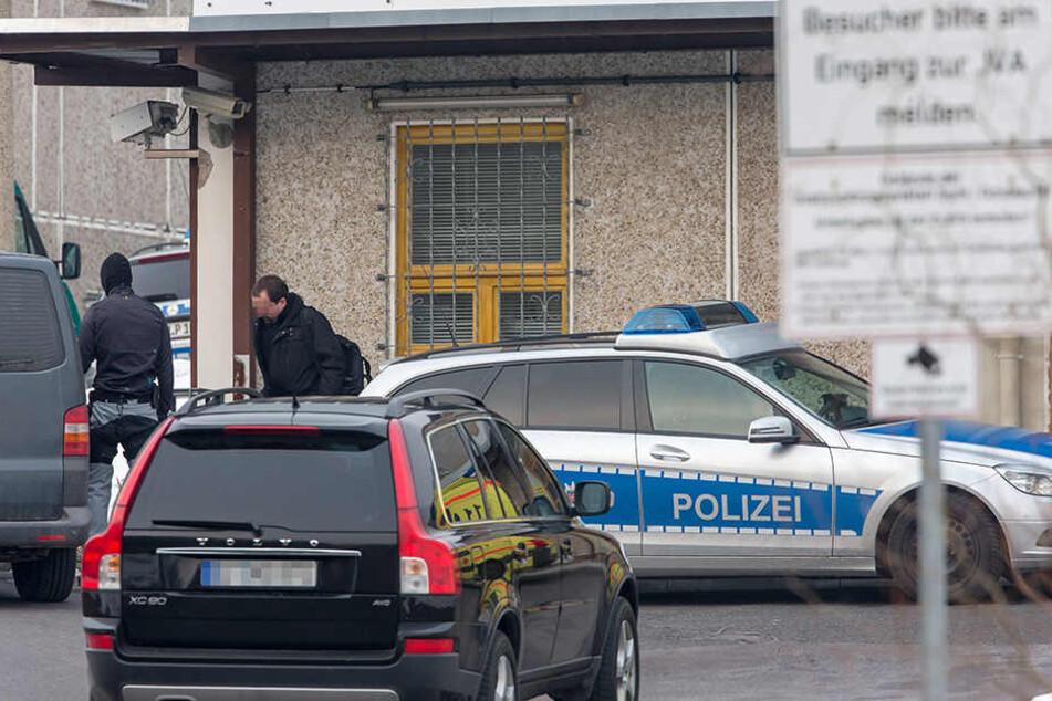 In der JVA Suhl-Goldlauter gab ist es bereits der zweite Suizid in diesem Jahr. (Archivfoto)