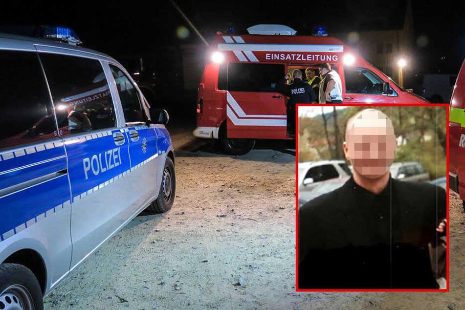 Die Polizei suchte mehrere Tage nach dem Vermissten.