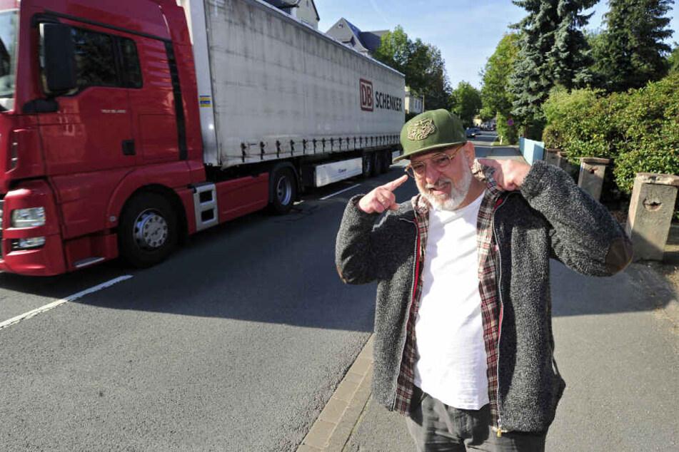 Trotz Protesten: Kein Überweg über Bornaer Straße geplant
