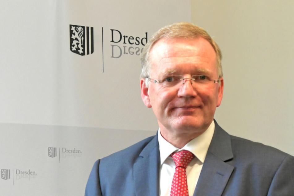 Ordnungsbürgermeister Detlef Sittel (52, CDU).