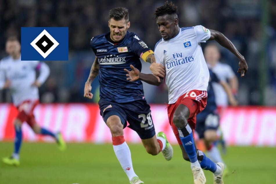 """HSV-Trainer Wolf erwartet im """"Krisengipfel"""" ein Duell auf Augenhöhe"""
