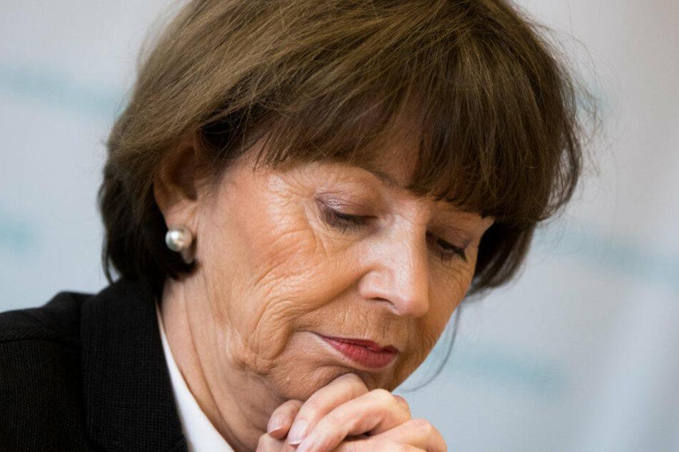 Kölns Oberbürgermeisterin Henriette Reker hatte Morddrohungen aus dem rechtsradikalen Milieu erhalten.