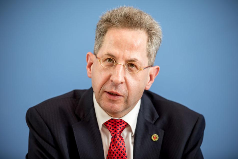 Hans-Georg Maaßen, Chef des Bundesverfassungsschutzes.