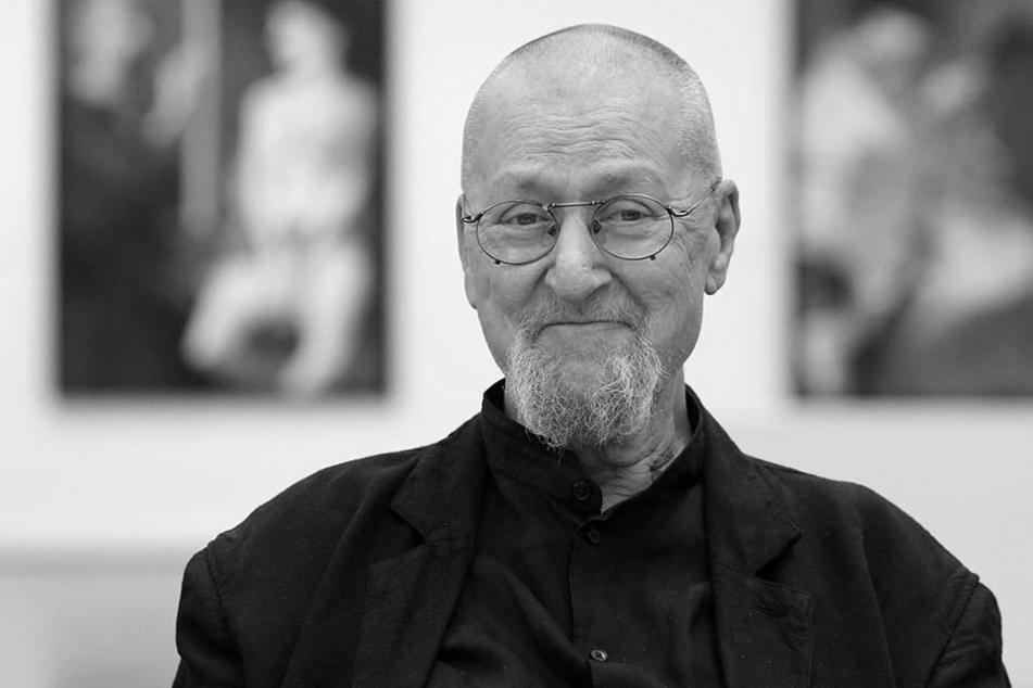 Leipzig trauert um seinen Künstler Arno Rink