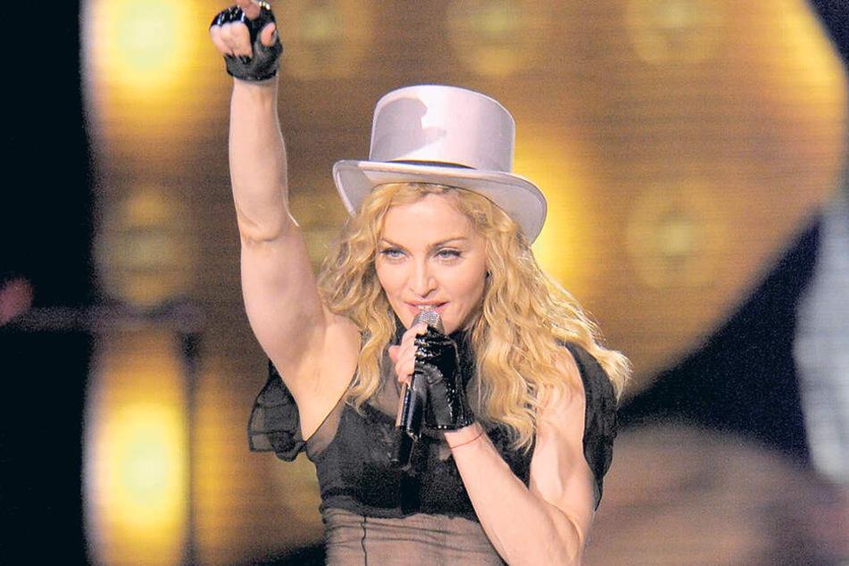 Auf den Hund gekommen: Madonna (60) wurde am 16. August 1958 geboren - nach chinesischem Kalender im Jahr des Hundes.