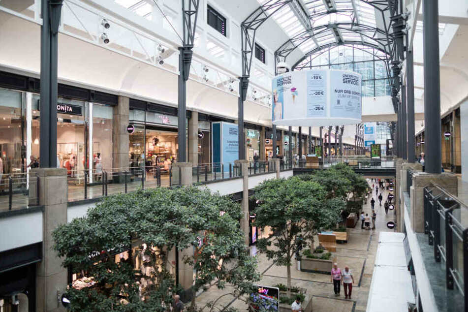 NRW hat 82 Shopping-Center.