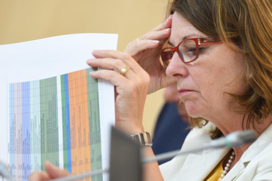Priska Hinz, Umweltministerin, freut sich vorwiegend auf die freie Zeit.