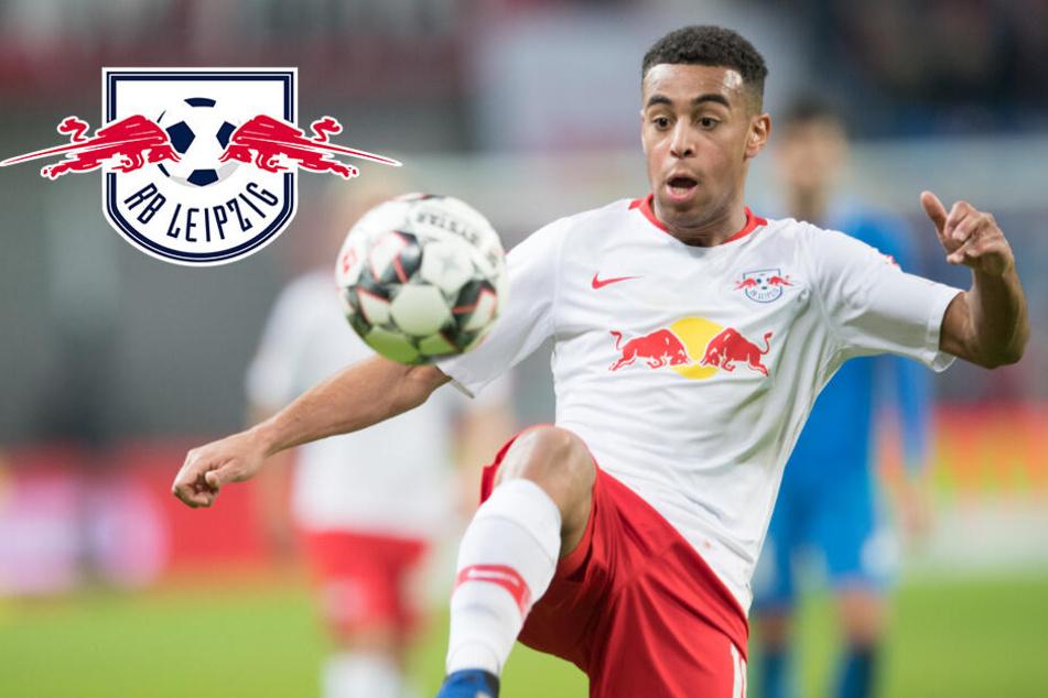 Vertrag bis 2025: RB Leipzig verlängert mit Tyler Adams!